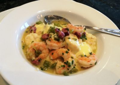 Jekyll's Shrimp and Grits